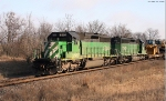 BNSF 8036